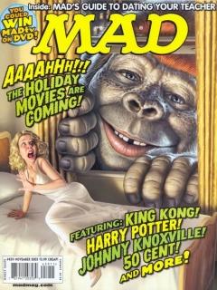 MAD Magazine #459 • USA • 1st Edition - New York