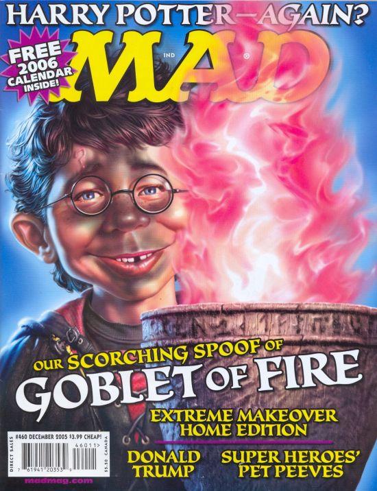 MAD Magazine #460 • USA • 1st Edition - New York