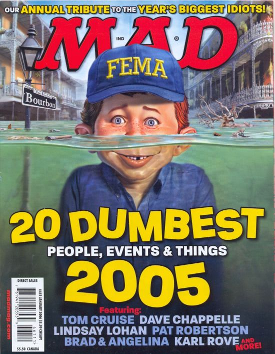 MAD Magazine #461 • USA • 1st Edition - New York
