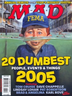 Go to MAD Magazine #461 • USA • 1st Edition - New York