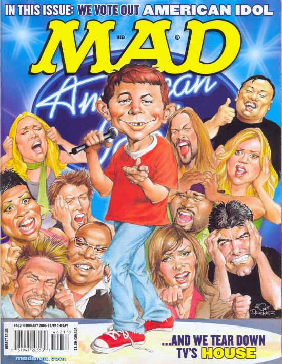 MAD Magazine #462 • USA • 1st Edition - New York