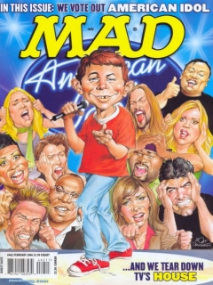Go to MAD Magazine #462 • USA • 1st Edition - New York