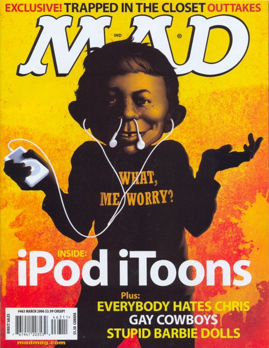 MAD Magazine #463 • USA • 1st Edition - New York