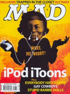 Go to MAD Magazine #463 • USA • 1st Edition - New York
