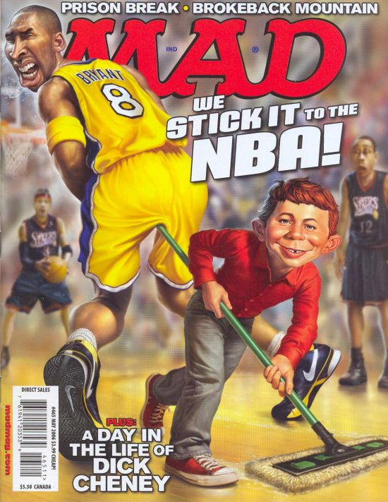 MAD Magazine #465 • USA • 1st Edition - New York