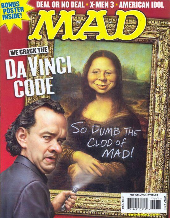 MAD Magazine #466 • USA • 1st Edition - New York
