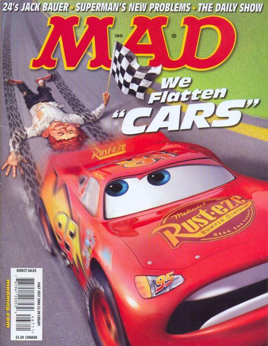 MAD Magazine #467 • USA • 1st Edition - New York