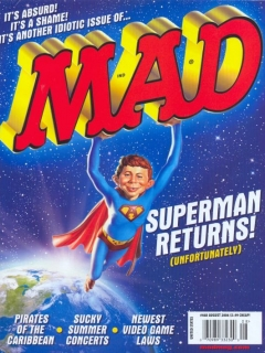 MAD Magazine #468 • USA • 1st Edition - New York