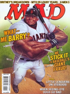 MAD Magazine #469 • USA • 1st Edition - New York