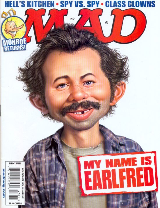MAD Magazine #470 • USA • 1st Edition - New York