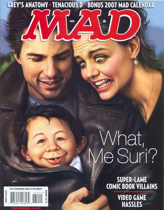 MAD Magazine #472 • USA • 1st Edition - New York