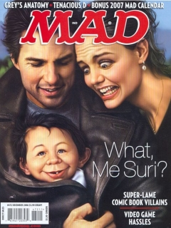 Go to MAD Magazine #472 • USA • 1st Edition - New York