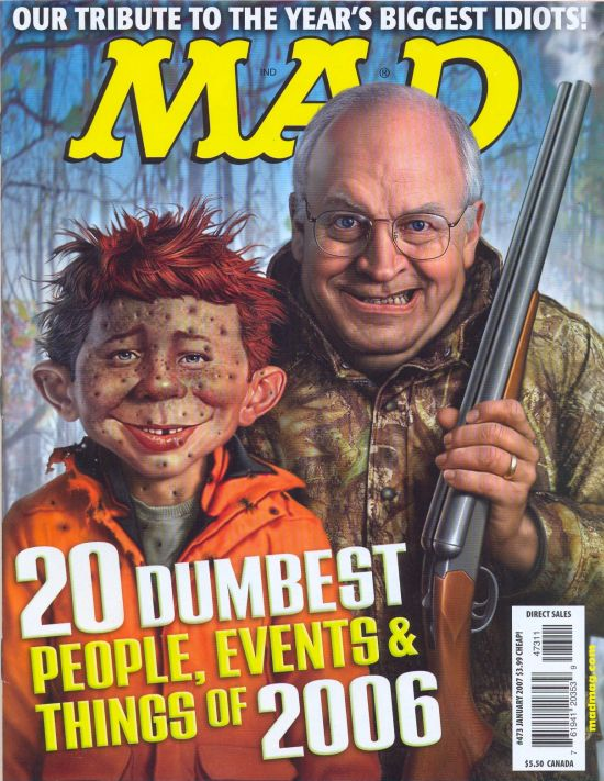 MAD Magazine #473 • USA • 1st Edition - New York