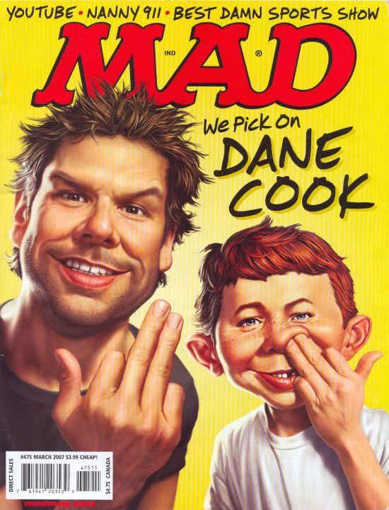 MAD Magazine #475 • USA • 1st Edition - New York