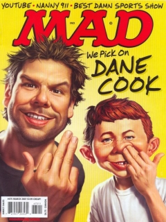 Go to MAD Magazine #475 • USA • 1st Edition - New York