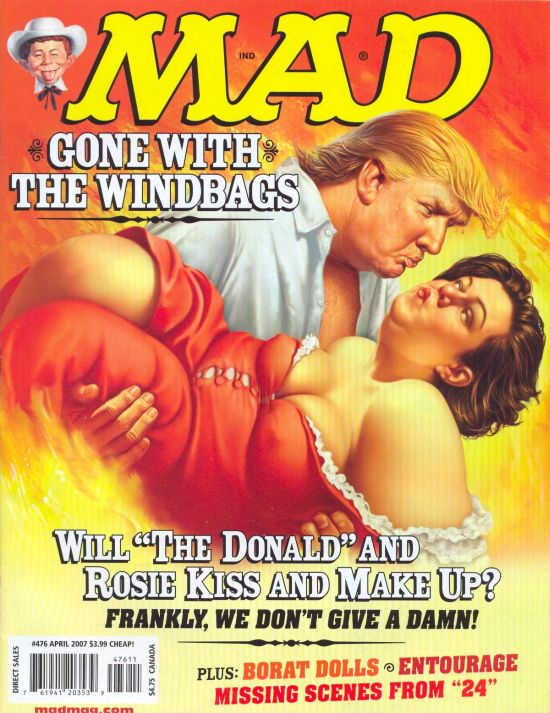 MAD Magazine #476 • USA • 1st Edition - New York