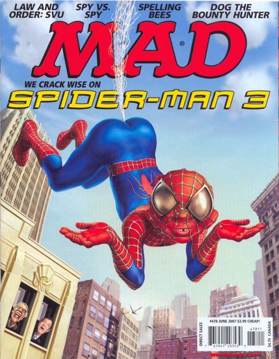 MAD Magazine #478 • USA • 1st Edition - New York