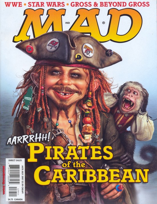 MAD Magazine #479 • USA • 1st Edition - New York