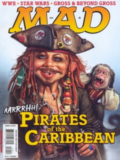 Go to MAD Magazine #479 • USA • 1st Edition - New York