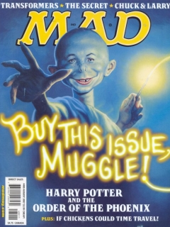 Go to MAD Magazine #480 • USA • 1st Edition - New York