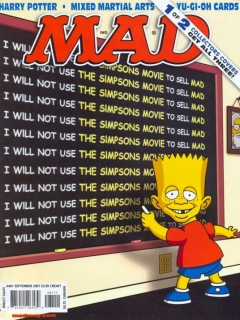 Go to MAD Magazine #481