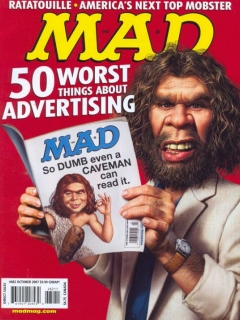 Go to MAD Magazine #482 • USA • 1st Edition - New York