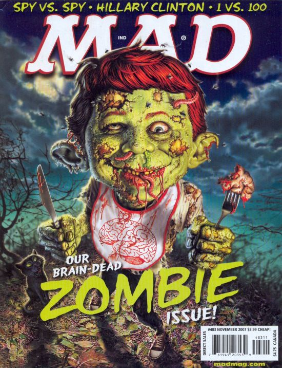 MAD Magazine #483 • USA • 1st Edition - New York