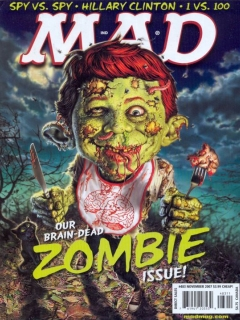 Go to MAD Magazine #483 • USA • 1st Edition - New York
