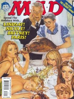 MAD Magazine #484 • USA • 1st Edition - New York
