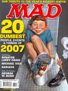 Go to MAD Magazine #485
