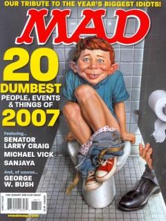 MAD Magazine #485 • USA • 1st Edition - New York