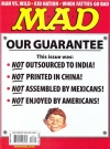 Image of MAD Magazine #486