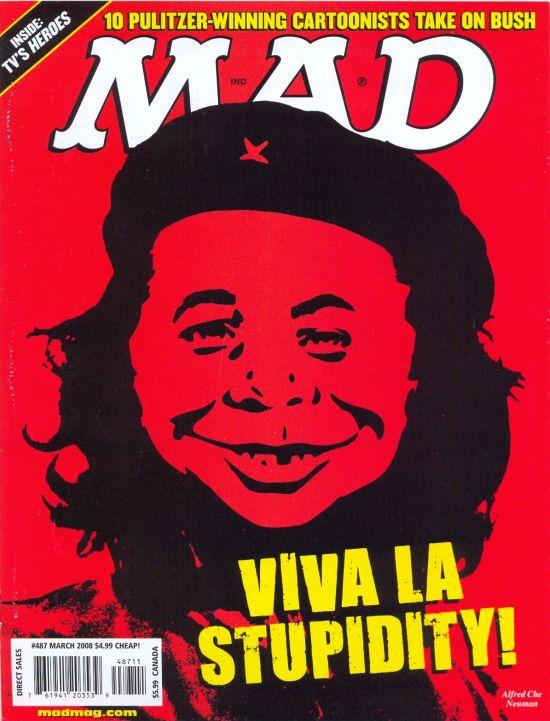 MAD Magazine #487 • USA • 1st Edition - New York