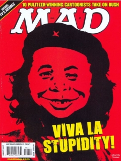 Go to MAD Magazine #487