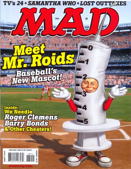 MAD Magazine #489 • USA • 1st Edition - New York
