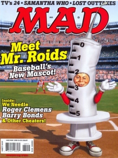 Go to MAD Magazine #489