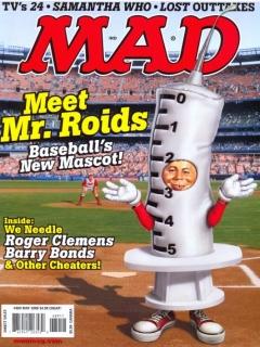 MAD Magazine #489 • USA • 1st Edition - New York