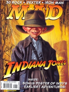 Go to MAD Magazine #490 • USA • 1st Edition - New York