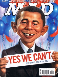 Go to MAD Magazine #493