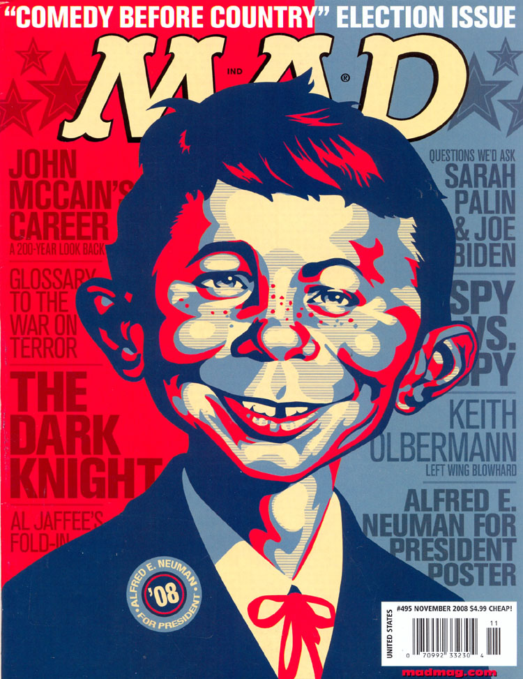 MAD Magazine #495 • USA • 1st Edition - New York