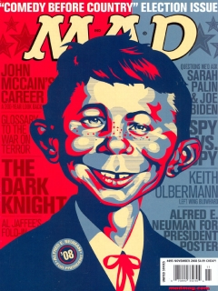 Go to MAD Magazine #495