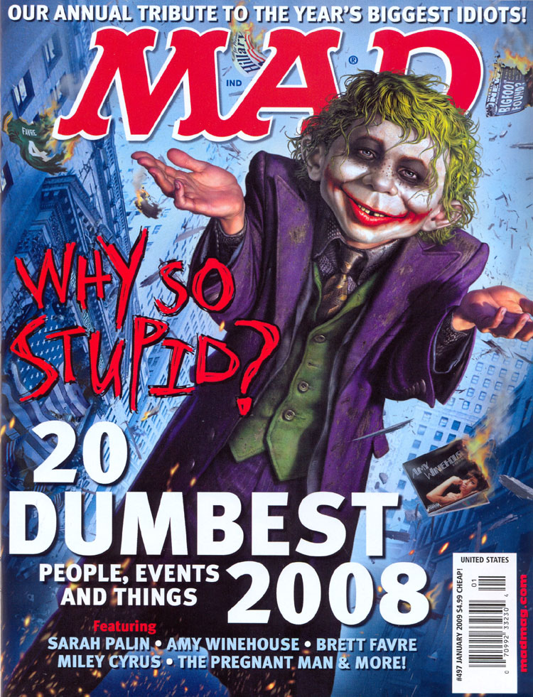 MAD Magazine #497 • USA • 1st Edition - New York