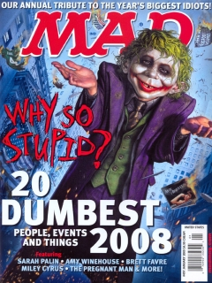 Go to MAD Magazine #497 • USA • 1st Edition - New York