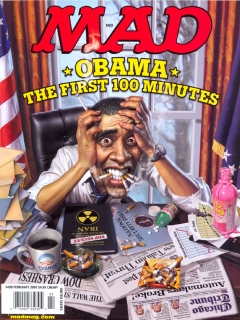 Go to MAD Magazine #498 • USA • 1st Edition - New York