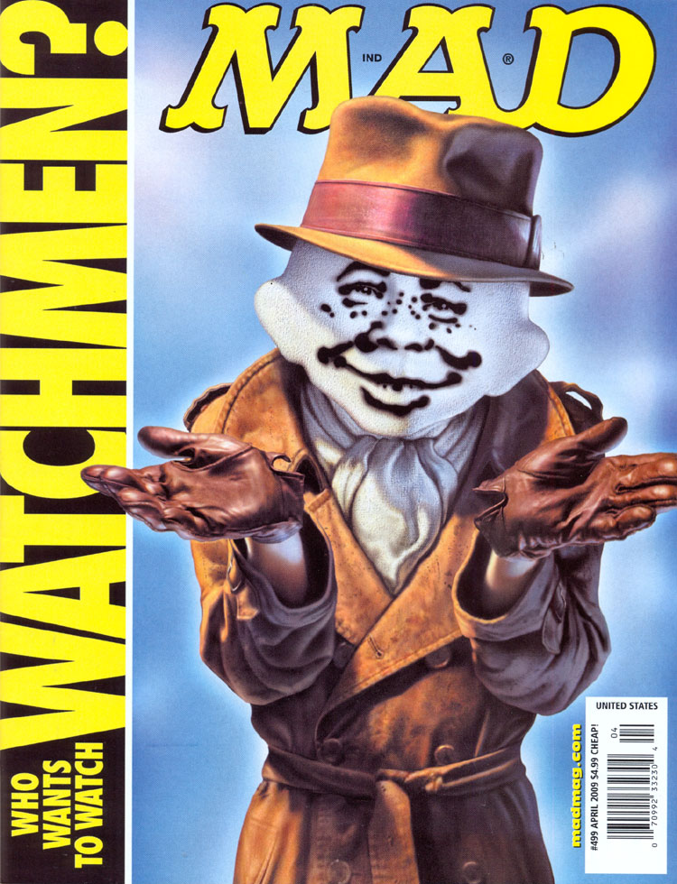 MAD Magazine #499 • USA • 1st Edition - New York