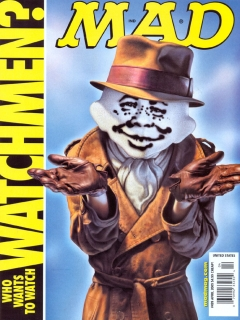 Go to MAD Magazine #499