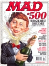 Image of MAD Magazine #500