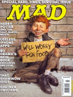 Go to MAD Magazine #501 • USA • 1st Edition - New York