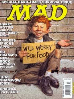 MAD Magazine #501 • USA • 1st Edition - New York