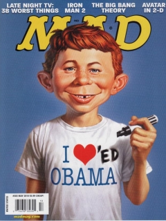 Go to MAD Magazine #503 • USA • 1st Edition - New York